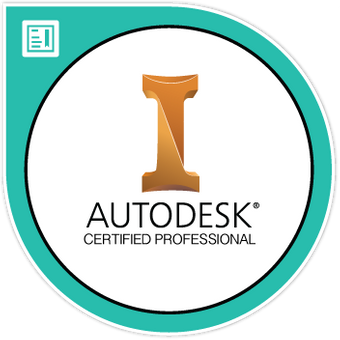 Certified Autodesk Inventor Professional